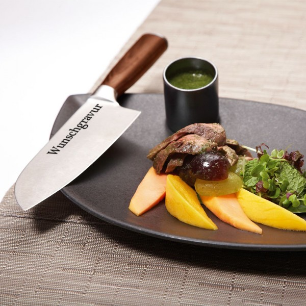 Küchenmesser aus Japanstahl VS Kobe inkl. Gravur