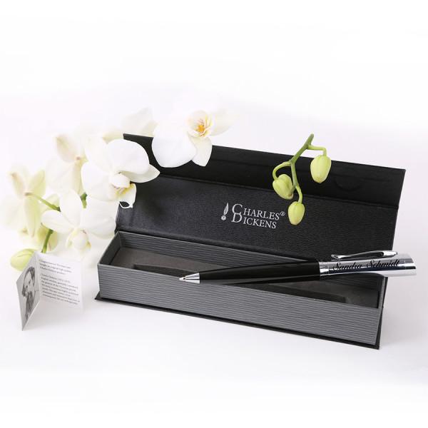 Personalisierter Kugelschreiber von Charles Dickens